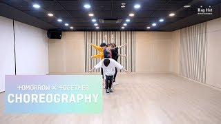 Download TXT (투모로우바이투게더) '어느날 머리에서 뿔이 자랐다 (CROWN)' Dance Practice Video