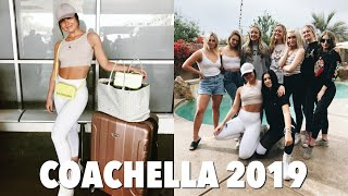 Download VLOG: traveling to coachella, house tour, meet our chef! Video
