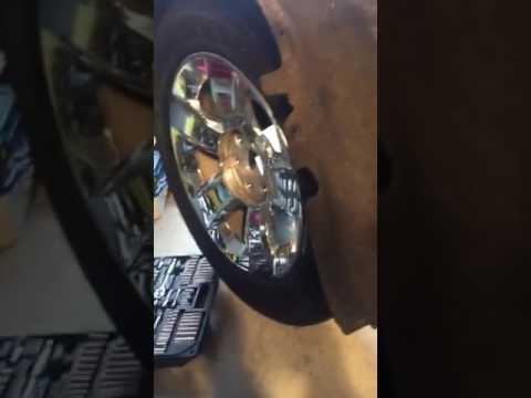 2014 Chevy Silverado 1500 spark plug change replacement