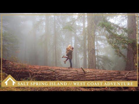 09/ Vancouver Island / Salt Spring Island West Coast Adventure