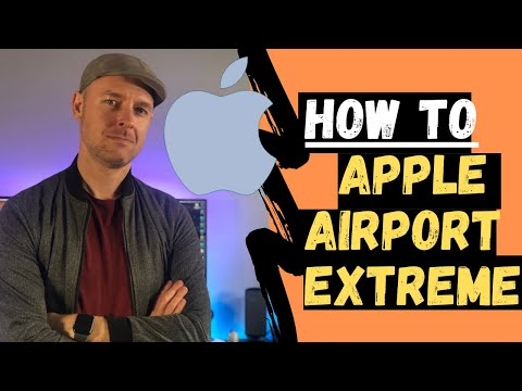 How to setup and configure an Apple Airport Extreme - Detailed walk-through on Mac | VIDEO TUTORIAL