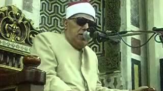 التلاوة الاولى لفجر 8/2008  لما تيسر من قصار السور للشيخ احمد ابو المعاطى من روائع التلاوات