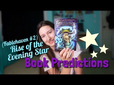 Fablehaven #2: Rise of the Evening Star - BOOK PREDICTIONS