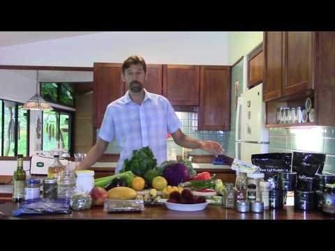 HOW TO START A RAW FOOD DIET TODAY!