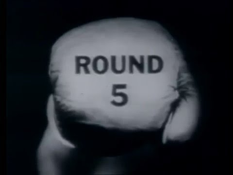 Jake LaMotta vs Marcel Cerdan 16.6.1949 (Highlights) - NBA World Middleweight Championship