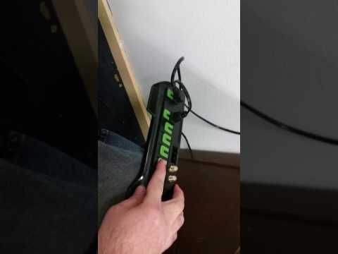 Review on CyberPower Home Theater Energy Saving 7-Outlets Surge Suppressor