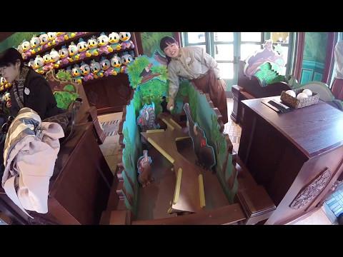 2017 Japan Trip - Tokyo Disneyland - Part 4 (Carnival Game WIN) (GoPro Video #29)