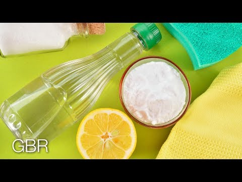 Make Your Own DIY Household Cleaning Supplies