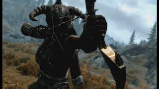 Skyrim Gameplay - Robber