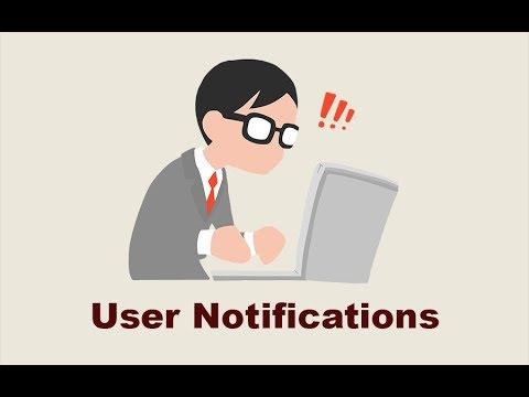 Episode #136 - User Notifications