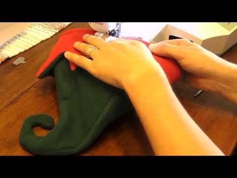 Elf hat sewing it together part 2