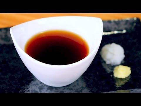 Tempura Sauce Recipe | How to make Tempura Sauce