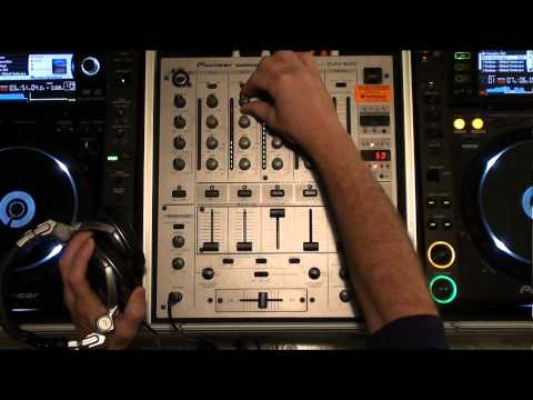 DJ'ing for Beginners - Learning the Basics about Audio Mixers