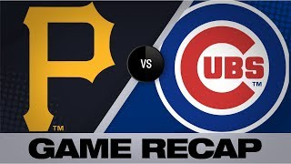 Cubs score 17 in win over Pirates   Pirates-Cubs Game Highlights 9/13/19