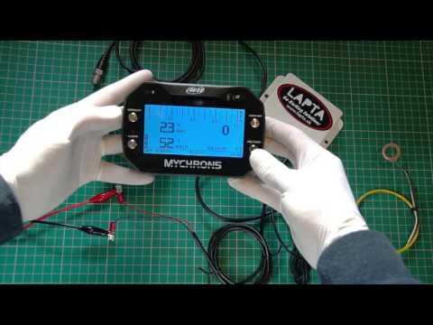 Lapta e-box to turn your Mychron 5 into a Mychron 5 2T