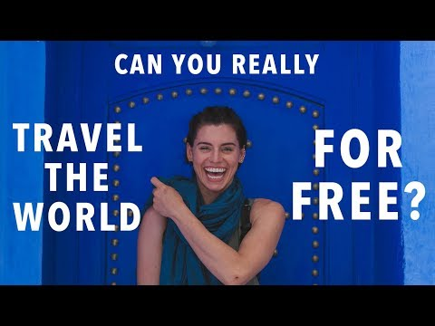 Travel The World For Free? Here's How To Win a Travel Competition & Make The Dream Come True