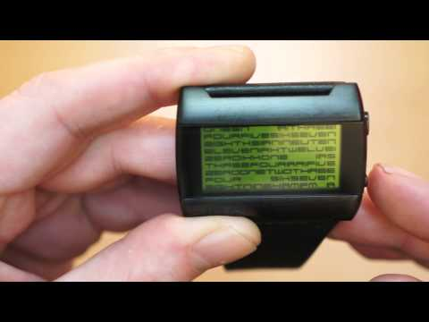 TokyoFlash Watches - Kisai Kaidoku Review