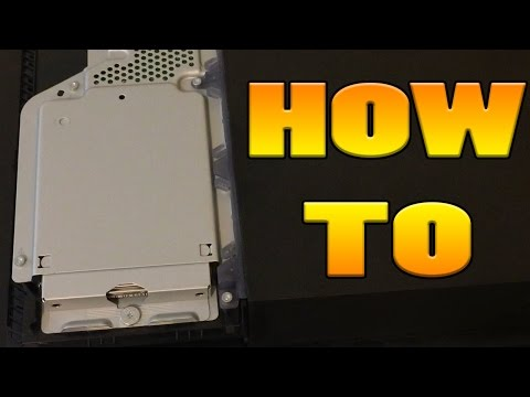 How To Upgrade PS4 Hard Drive and Keep All Games