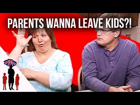 Deaf Parents Teaching Sign Language Progress Review | Supernanny