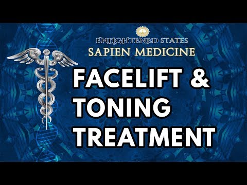 Facelift and Facial Toning Treatment.