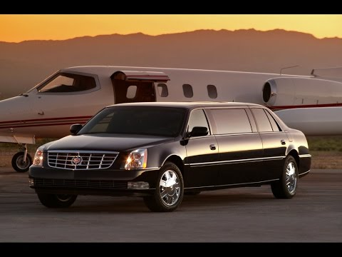 Awesome Driving Test In the World With Limousine Car