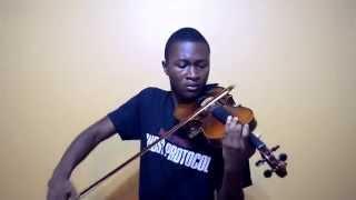Naughty Boy ft. Sam Smith - La La La (Violin Cover) - Emmanuel Houndo