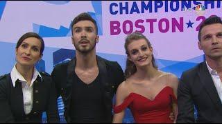 2016 Worlds - Ice Dance SD Groups 5&6 NBCSN