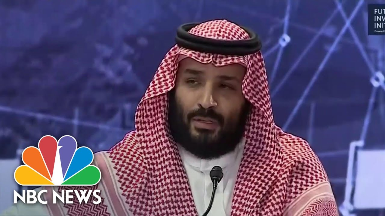 U.S. Intelligence Report: Saudi Crown Prince Approved Journalist Murder   NBC Nightly News