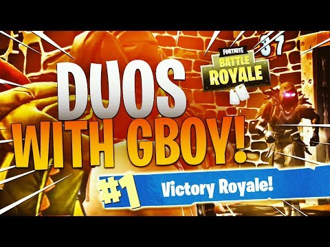 SNIPER SHOOTOUT V3! ft. Duos with GBOY! - Fortnite Battle Royale Gameplay - Tosh