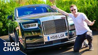 The Most LUXURIOUS Car in the World! [$600K Rolls Royce Phantom VIII] | The Tech Chap