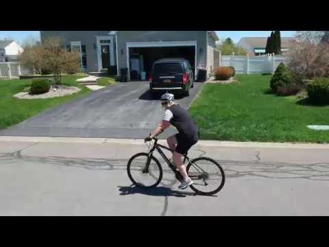 Drone Spring Bike Ride May 7, 2018