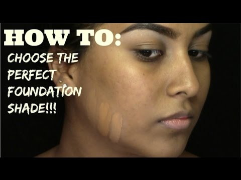 The Basics : How to Choose Foundation for Your Skin Tone