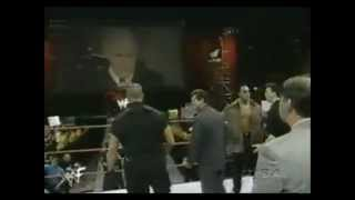 Stone Cold Confronts The Corporation after Survivor Series 1998