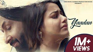 Yaadan ( Full Song  ) Vicky Chopra | Shobayy | Juke Dock | Latest Punjabi Song 2019 |