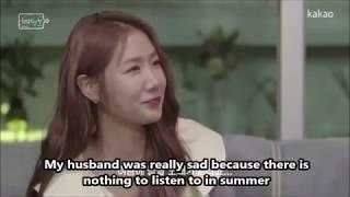 Soyou talking about Sistar's disbandment [Eng]