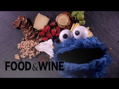 Cookie Monster Shows Us How to Make a