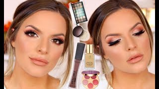 BRIDAL TRIAL MAKEUP TUTORIAL! WHAT AM I GOING TO WEAR? | PART 2 | Casey Holmes