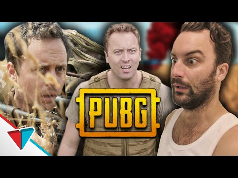 PUBG Logic Supercut 2 (more funny skits about Playerunknowns battlegrounds) | Viva La Dirt League