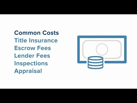 Home Loan Closing Costs Explained