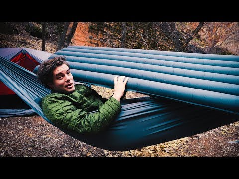 Will a Sleeping Pad Work Inside a Hammock?