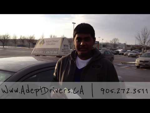 G1 G2 G Best Driving School in Mississauga Ontario