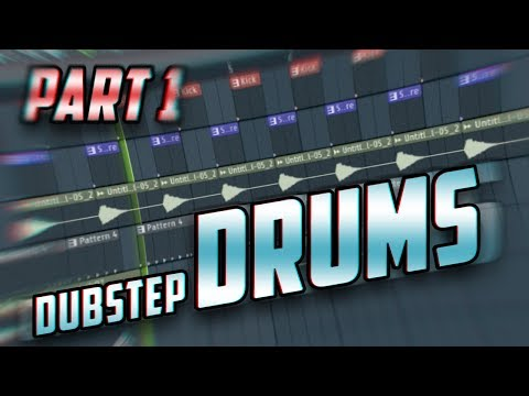 Dubstep Drop Tutorial #1 - Drums and Hats