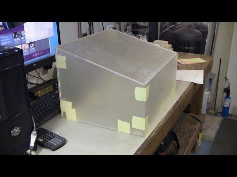 #473 NJM update Glovebox begins