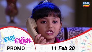 Tara Tarini | 11 Feb 20 | Promo | Odia Serial – TarangTV