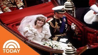 The Fairy-Tale Wedding Of Princess Diana And Prince Charles | TODAY