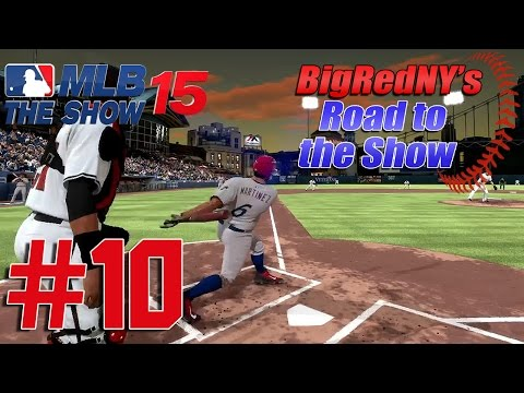MLB 15 The Show PS4 Road To The Show - Ep. 10 -