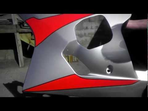 HOW TO CUSTOM PAINT A MOTORCYCLE