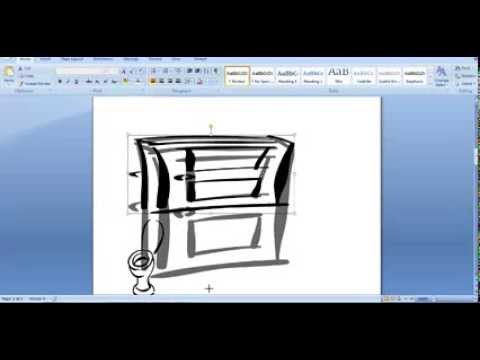 Create Coloring Books for Kids Using Microsoft Office