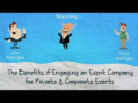 Benefits of Engaging an Event Company for Events - Electric Dreamz, Singapore