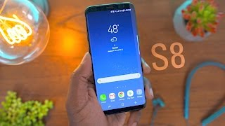 Samsung Galaxy S8 - REAL Day in the Life!